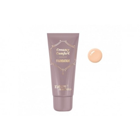 Neve Cosmetics Fondotinta Creamy Comfort Medium Neutral