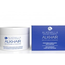 Alkhair Maschera Purificante Antiforfora