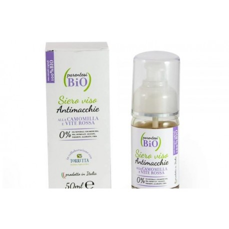 Parentesi Bio Siero Antimacchia 50 Ml