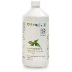 Greenatural Shampoo Lavaggi Frequenti - 1000 Ml