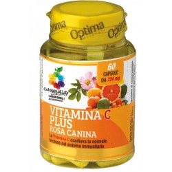 Optima Integratore Vitamina C Con Rosa Canina