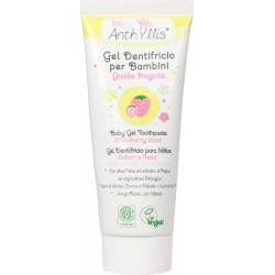Anthyllis Gel Dentifricio Gusto Fragola