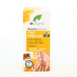 Dr Organic Royal Jelly Crema mani e unghie pappa reale