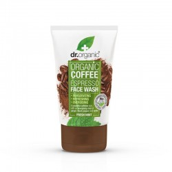 Dr Organic Coffee espresso face wash 125 ML