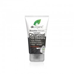 Dr Organic Charcoal face mask 125 ML