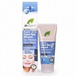 Dr Organic Sali Del Mar Morto Face Mask Antieta