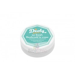 Deoly Deodorante In Crema So Fresh