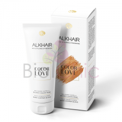 Alkemilla Color Love Balsamo Biondo Caldo Rame
