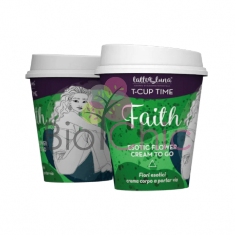 Latte E Luna Crema corpo Faith Cream To Go