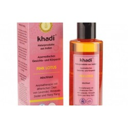 Khadi Pink Lotus Olio 100ml
