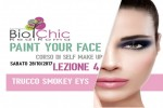 Paint Your Face - Lezione 4